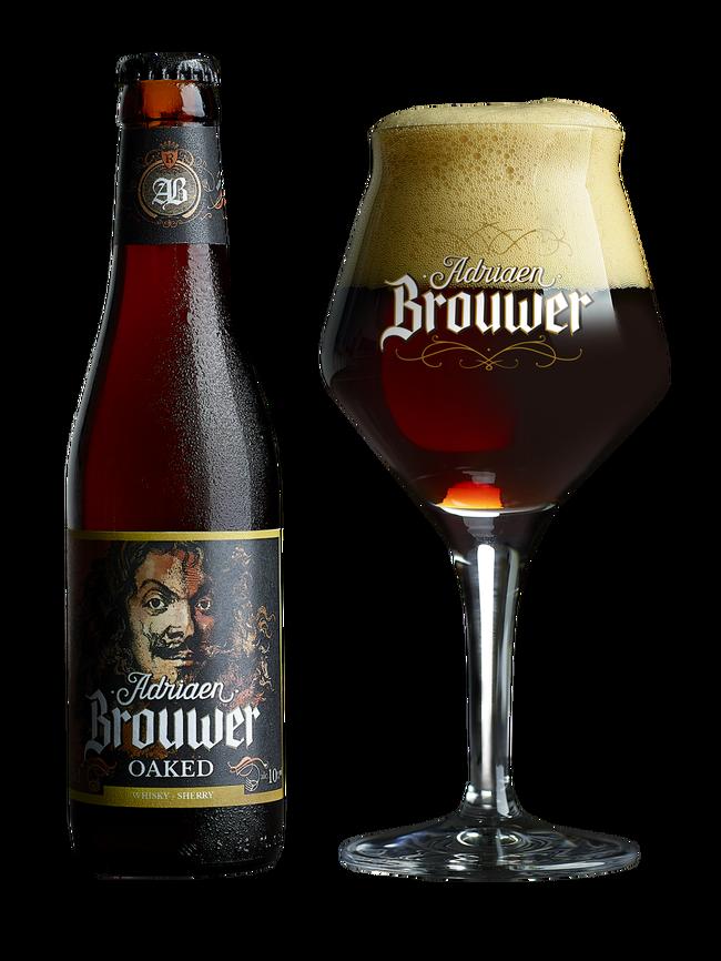 Adriaan Brouwer Oaked Image