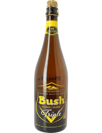 Bush blond Tripel Image
