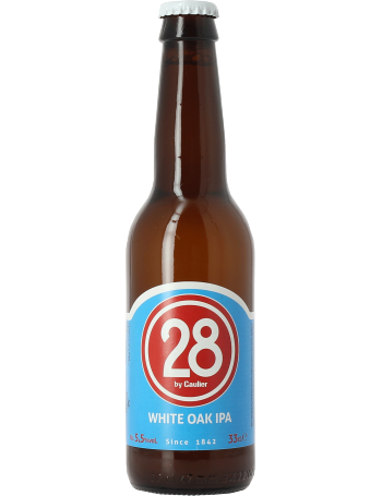 Caulier 28 White Oak IPA Image