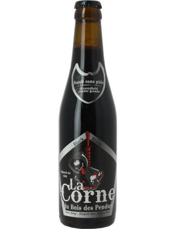 La Corne du Bois des Pendus Black Image