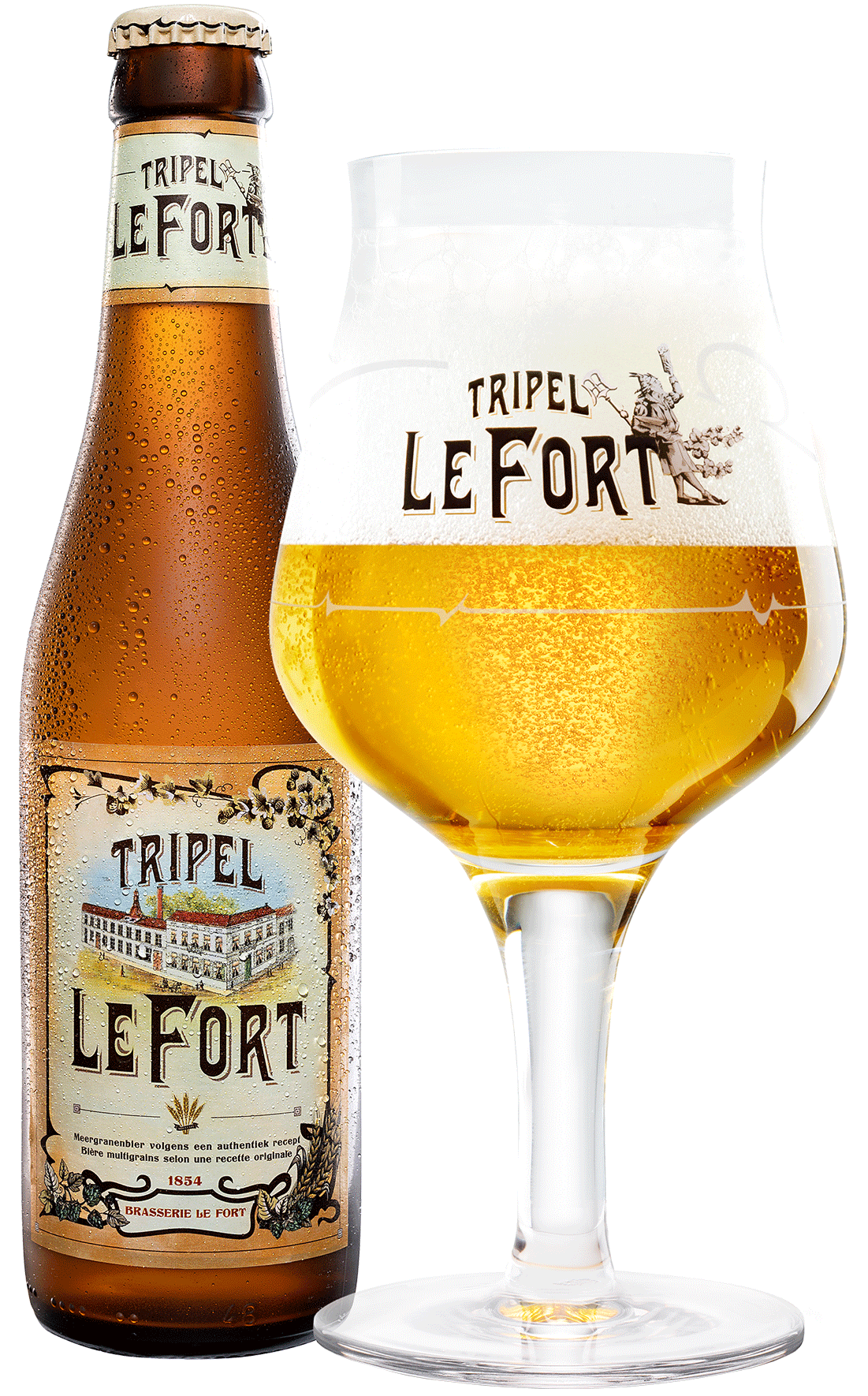 Le Fort Tripel Image