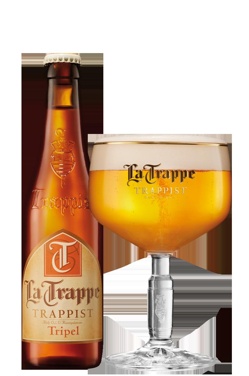 La Trappe Tripel Image